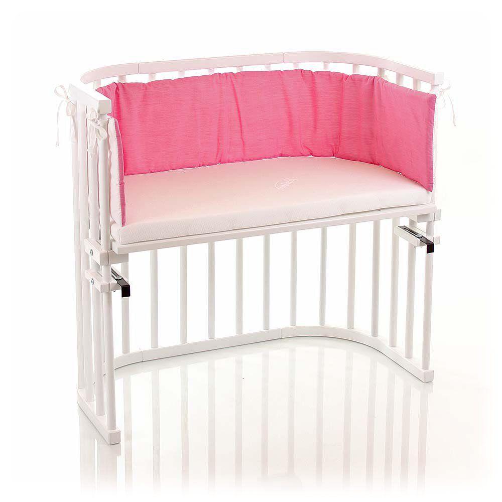 Babybay 100102 Beistellbett Baby Bettchen Das Original Weiss Lackiert Amazon De Baby Beistellbett Baby Beistellbett Babybay