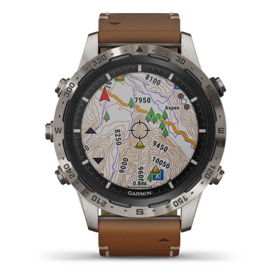 Garmin Announces MARQ Adventure Smartwatch Series Garmin