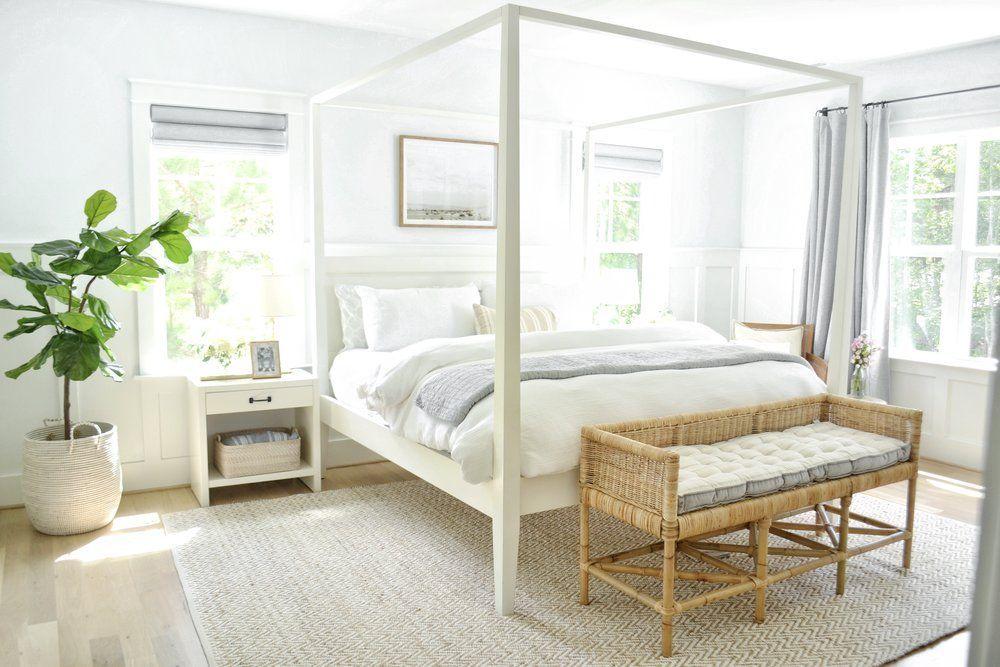 How we created our Relaxing master bedroom. Zen bedroom ...