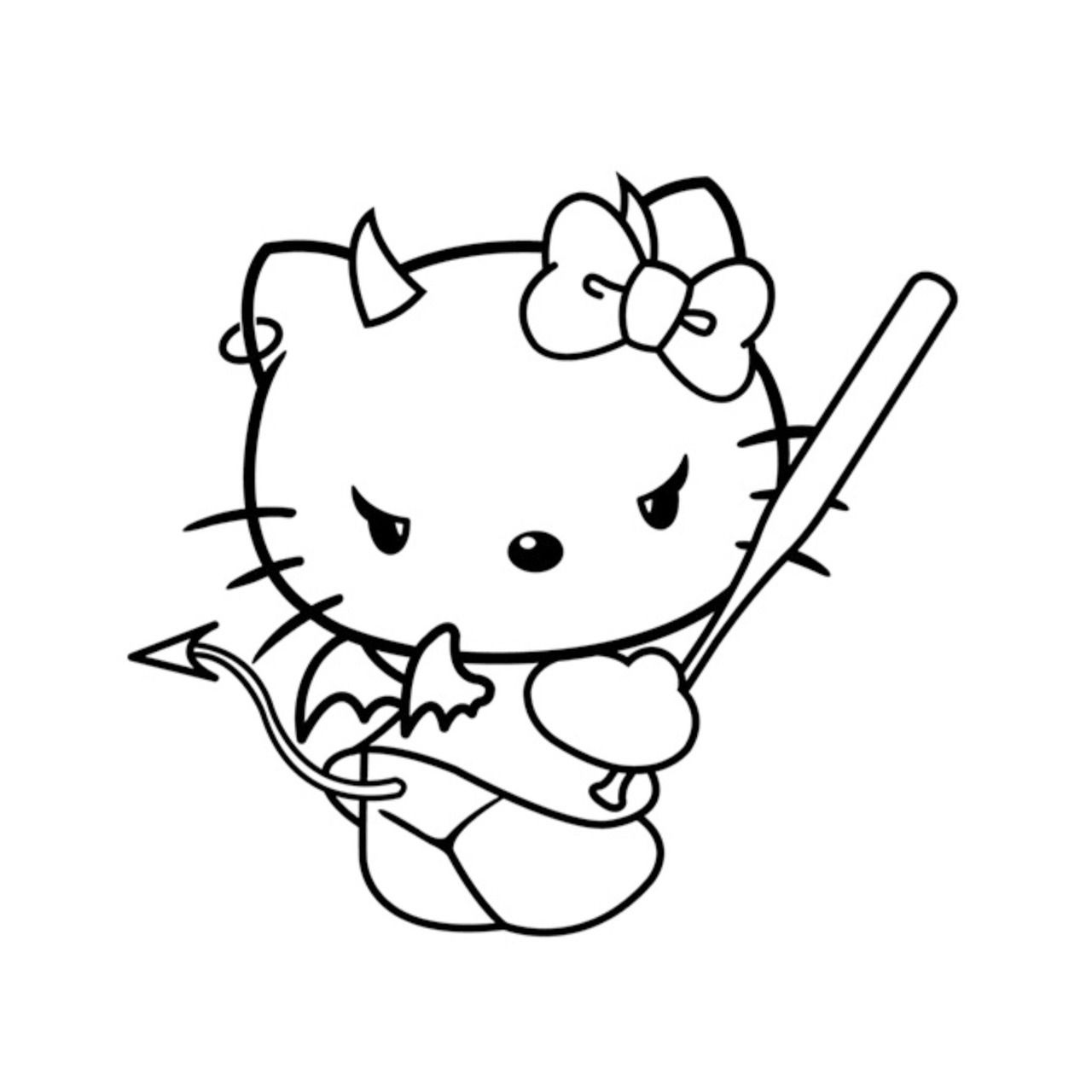 𝖎𝖈𝖔𝖓𝖘 | Hello kitty coloring, Hello kitty colouring pages ...