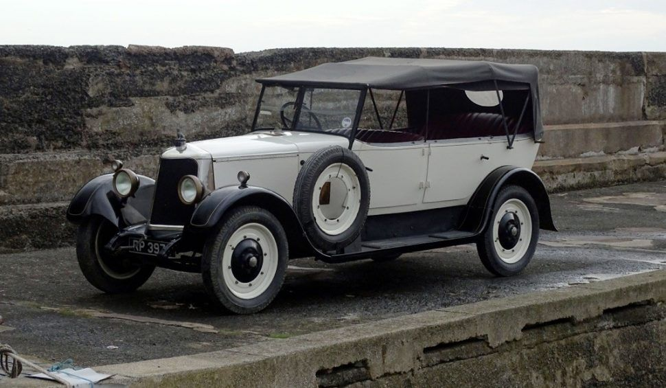 Armstrong Siddeley collection comes up for sale in U.K. | Mark u the ...