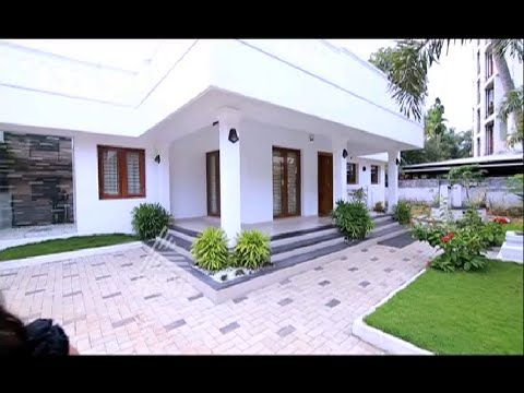 2000 square feet Contemporary style Home worth 45 lakh | Dream Home ...