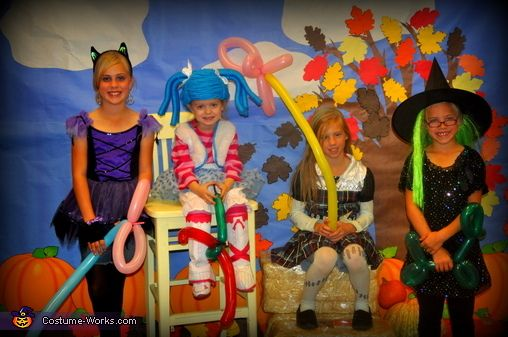Lalaloopsy  Sisters - Halloween Costume Contest at Costume-Works - sisters halloween costume ideas