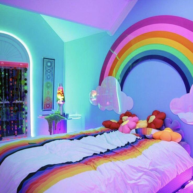 Pony rooms unicornios recamara dormitorio deco y cuartos for Tablero del deco del sitio del bebe