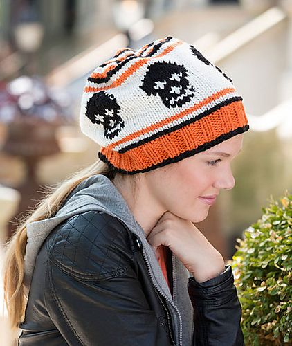 "Fair Isle ""Skull"" Cap pattern by Cathy Payson found on Ravelry ..."