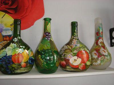 Como Transformar Botellas En Jarrones Decorativos