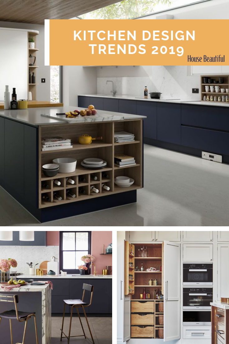 20 Kitchen Trends For 2020 You Need To Know About Kitchen Design Trends Kitchen Trends Kitchen Design