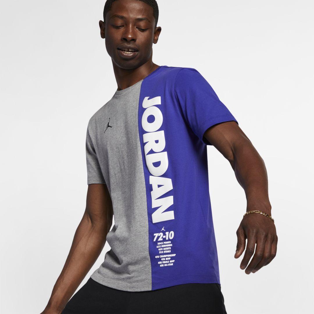 pretty nice 1ff4e 261c7 Jordan Sportswear Legacy AJ 11 Men's Short-Sleeve Top ...