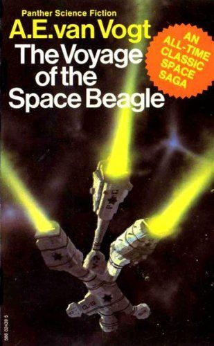Chris Foss The Voyage Of The Space Beagle By A E Van Vogt