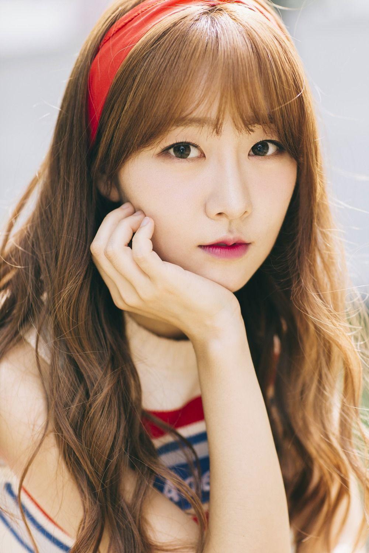 Laboum Yujeong Love Sign Korean Idol Kpop Girl Groups Girl Bands
