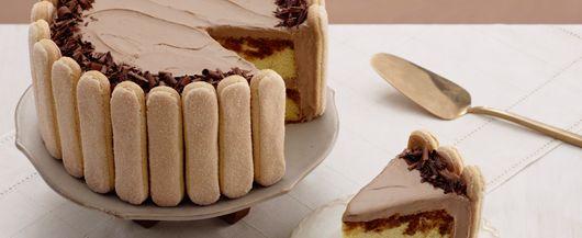 Mocha cake the shed recipe