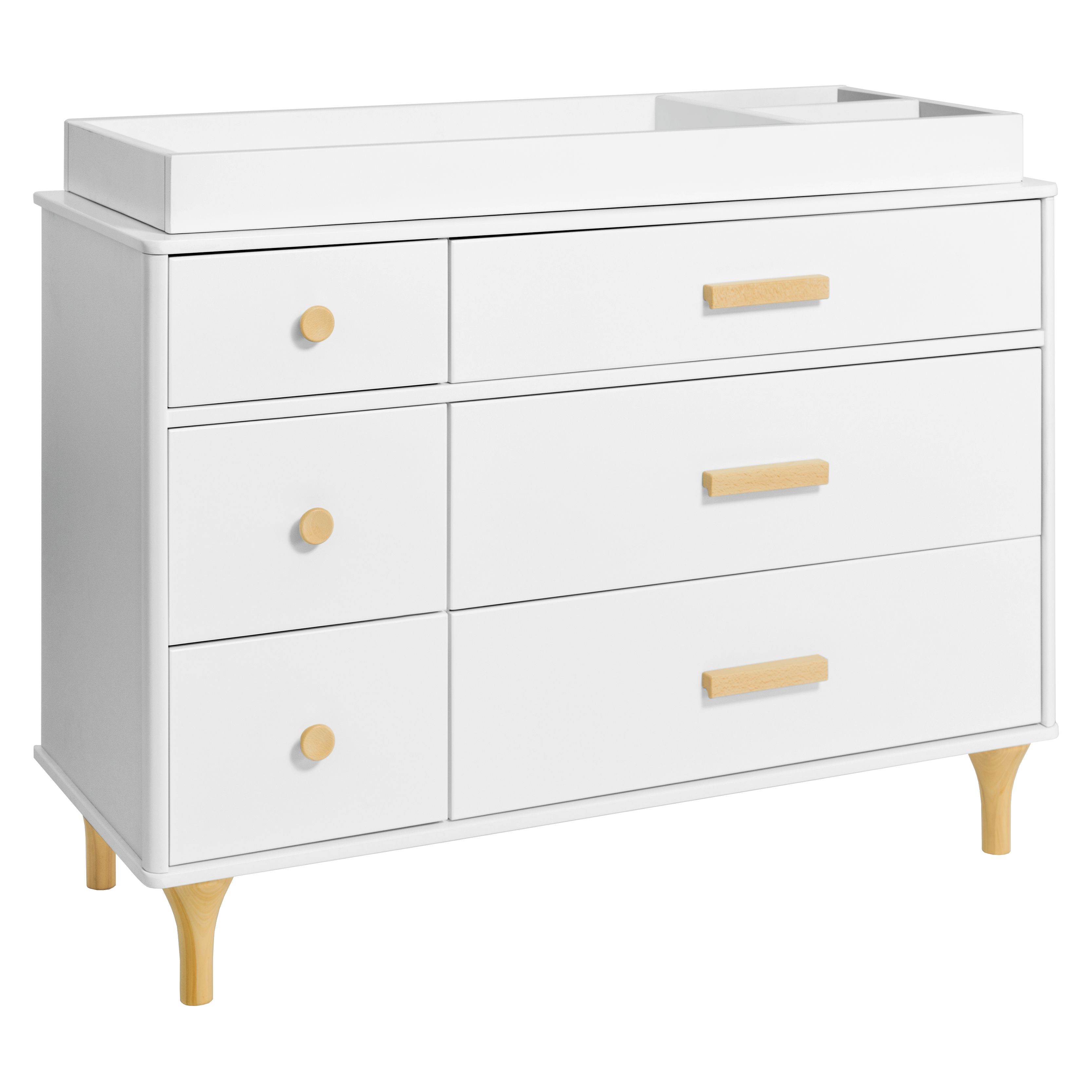 Babyletto Lolly 6 Drawer Double Dresser In 2021 Changing Table Dresser Double Dresser Drawers [ 3333 x 3333 Pixel ]