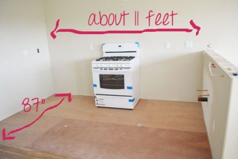 Base Kitchen Cabinet Layout