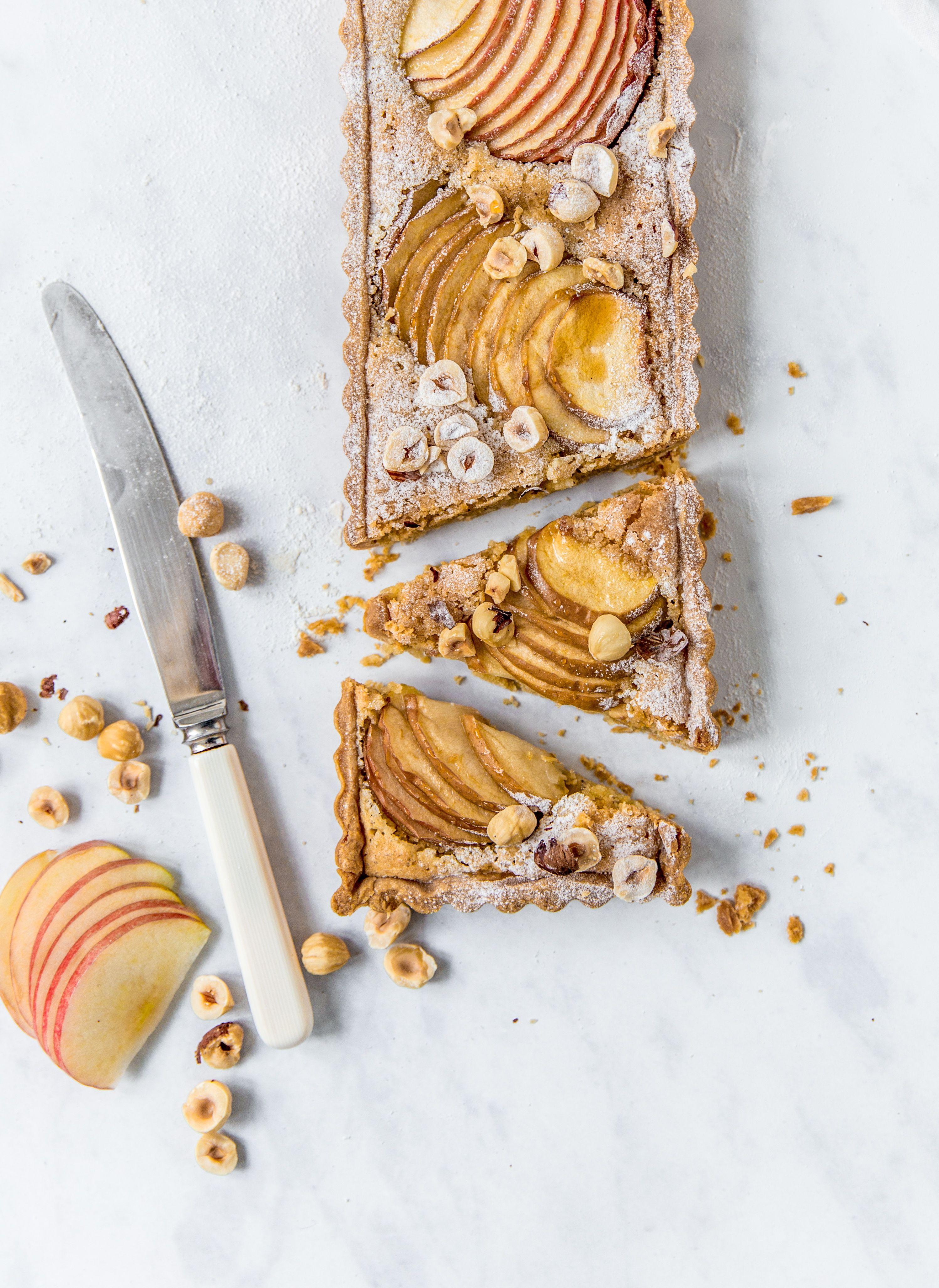 Apple Frangipane Tart Frangipane Tart Sweet Treats Recipes Baking Sweet