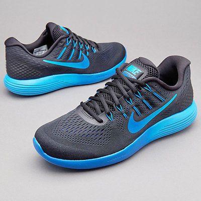 Nike LunarGlide 8 Mens 843725-004 Black