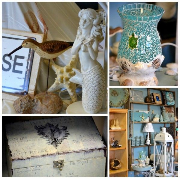 Home At The Beach Retail Store In Long Beach Washington