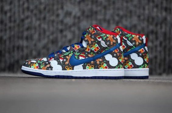 6c0b68f994 Nike Sb Ugly Christmas Shoe - Musée des impressionnismes Giverny