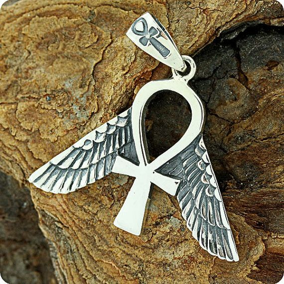 Egyptian Jewelry Freedom Ankh Symbol Pendant Geeky1 Full