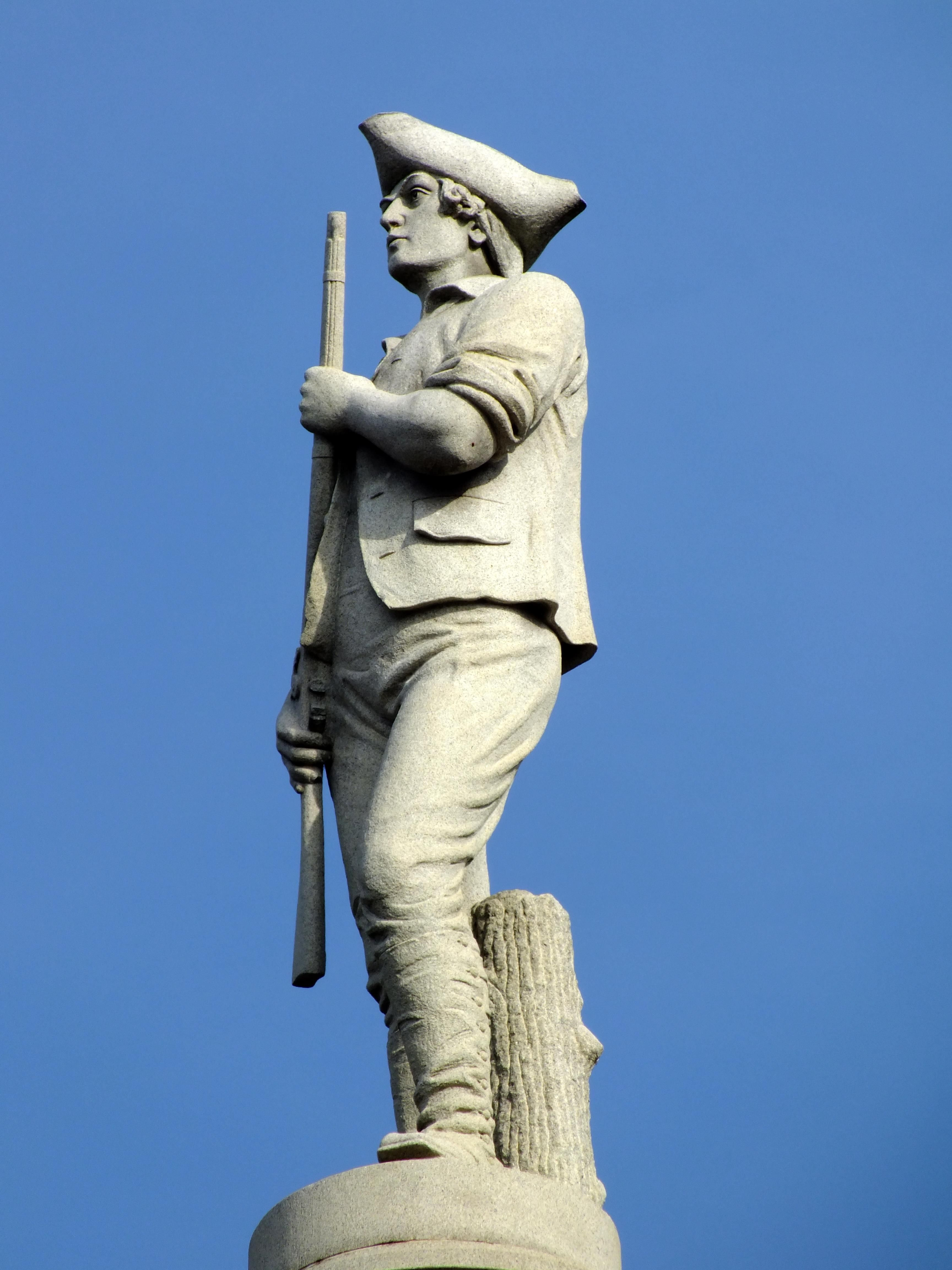 Fort mercer monument at red bank battlefield in national
