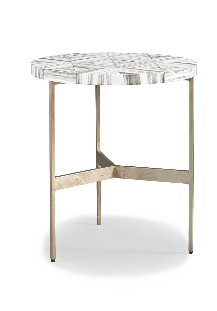 Hickory White 393 20 Gabin End Table Side Tables Pinterest  # Muebles Hickory