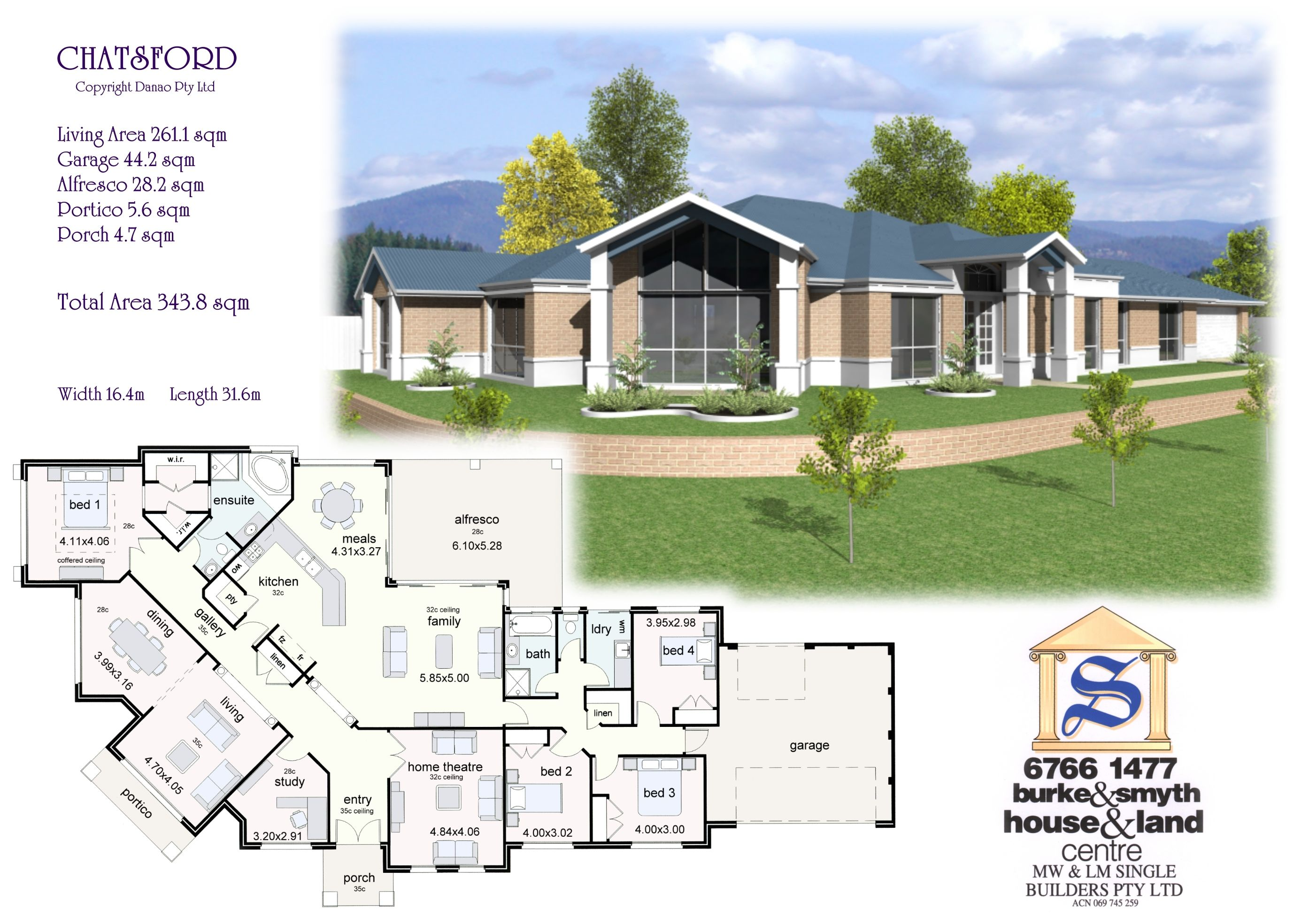 Single Builders I Chatsford House Plan Pool House Plans House Blueprints House Plans