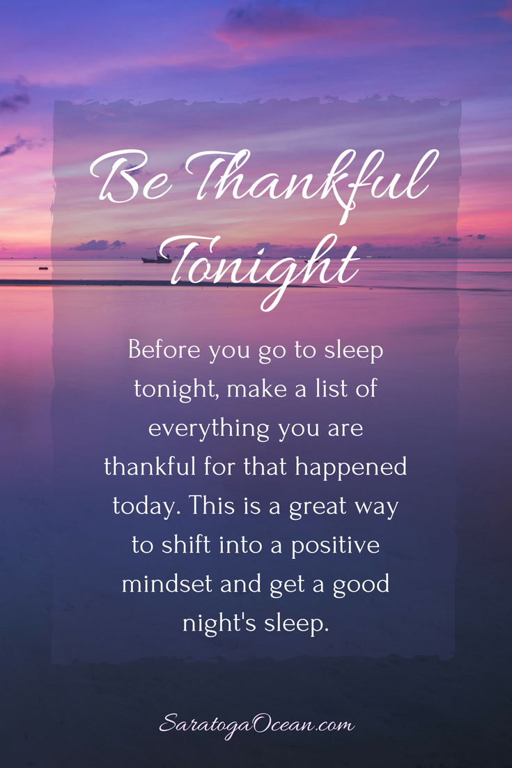 The Power of Gratitude  Good night quotes, Good night blessings