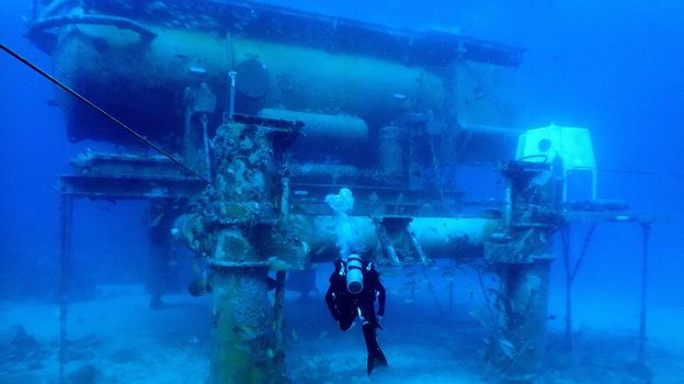 With Funding Gone, Last Undersea Lab Could Surface Key largo - marine biologist job description