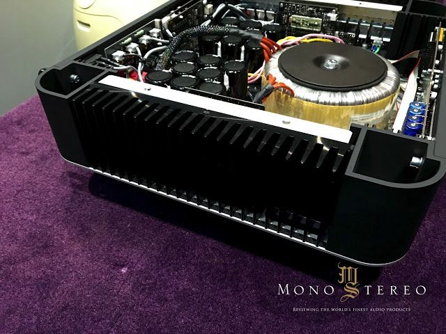Mono and Stereo High-End Audio Magazine: Analog Domain M75D integrated amplifier revision NEW