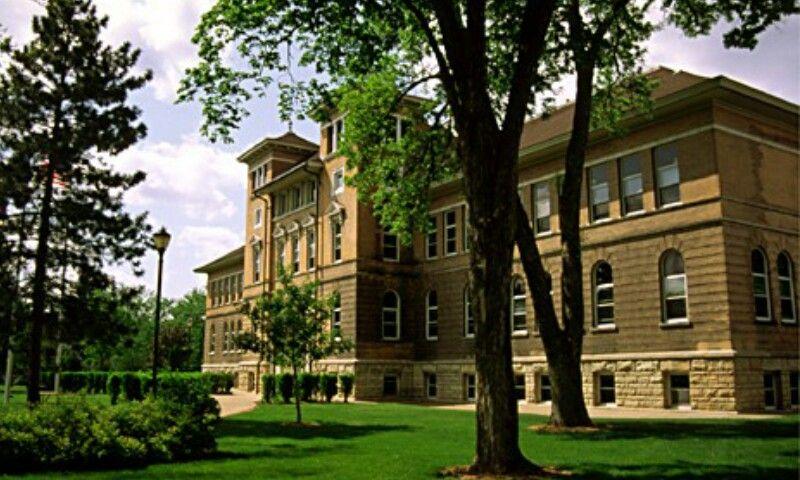 University of Wisconsin, Stevens Point Wisconsin.