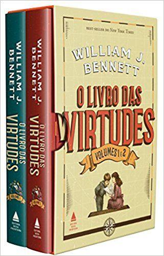 c65f98de7 O Livro das Virtudes - Caixa - Livros na Amazon Brasil- 9788520931042