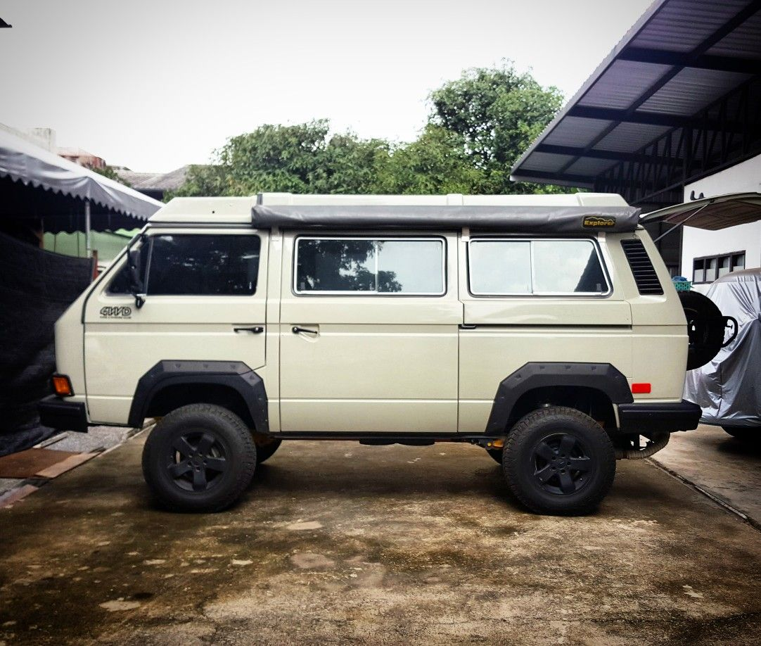 vw t3 syncro rhd westfalia by type 2 shop thailand vw. Black Bedroom Furniture Sets. Home Design Ideas