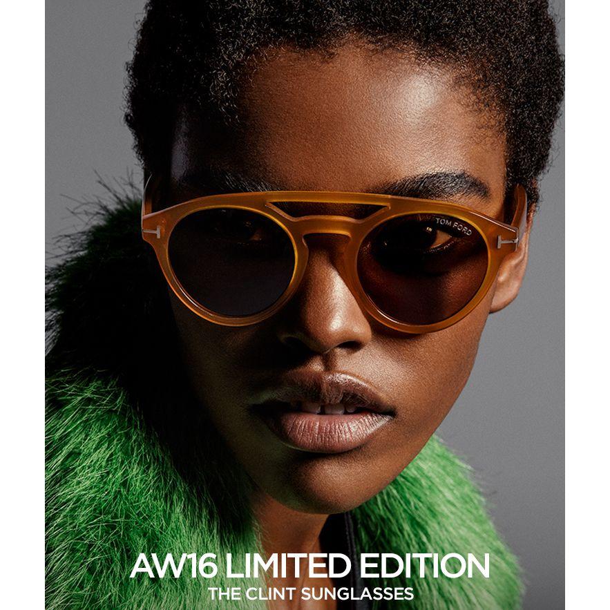 d6c5c3049423 Clint Sunglasses by Tom Ford! Edição limitada! Disponível na Premium  Ópticas.  tomford  eyewear  premiumopticas