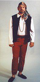 Gypsy Man Or Priate