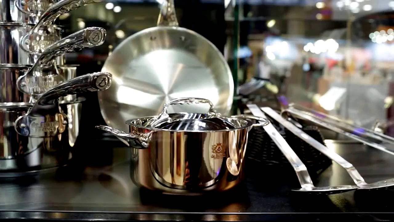 De Buyer på Salon Maison & Object - Potogpande.dk  Kvalitets produkter fra DE BUYER.  http://www.potogpande.dk/de-buyer