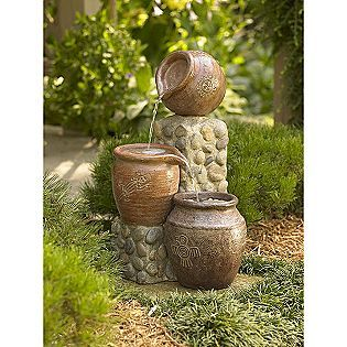 Southwest Pot Fountain  Garden Oasis