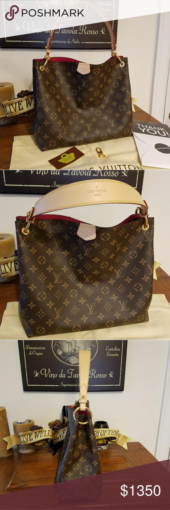 Authentic Louis Vuitton Graceful Pm My Posh Picks Pinterest
