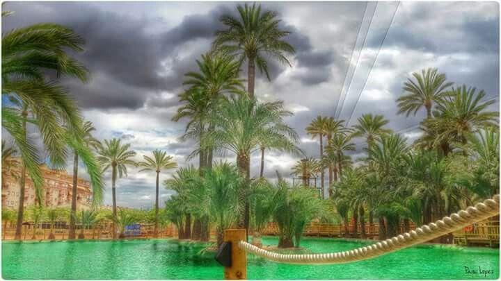 Parque multiaventura #Elche  #Spain