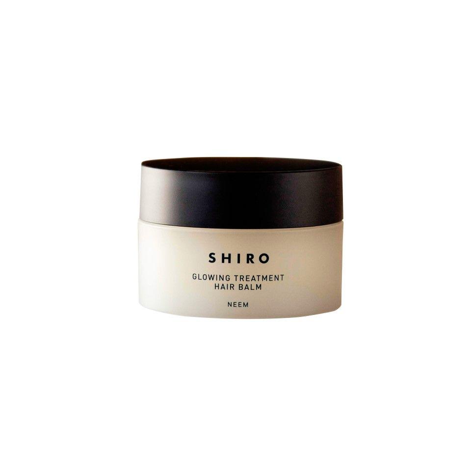 Shiro ニームヘアバーム 髪に潤いと栄養を与えるヘアバーム 髪の