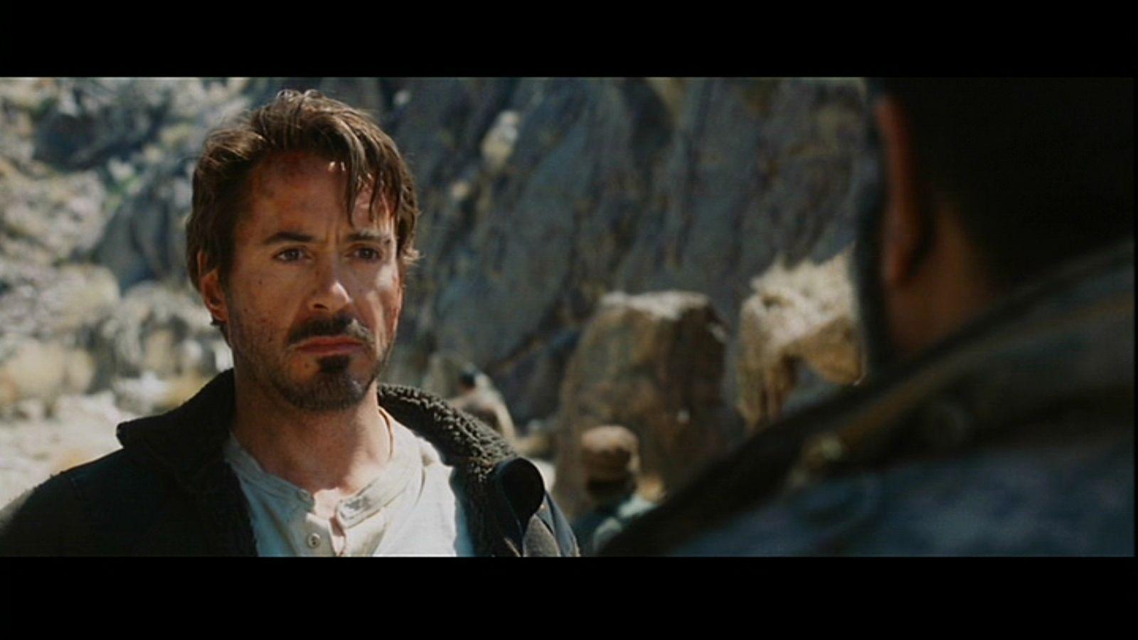 Iron Man Iron Man 0446 Screencaps Iron Man Tony Stark