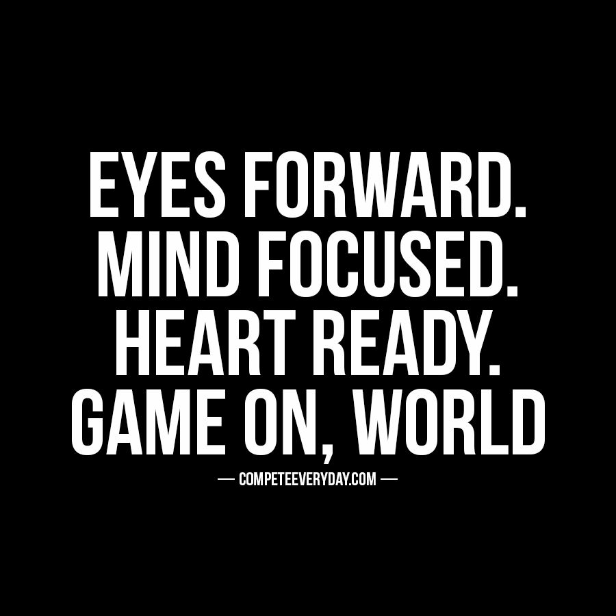 Take On Any Opponent Or Obstacle Between You And Your Goal Motivation Goals Success Goal Quotes Positive Motivation Quotes To Live By