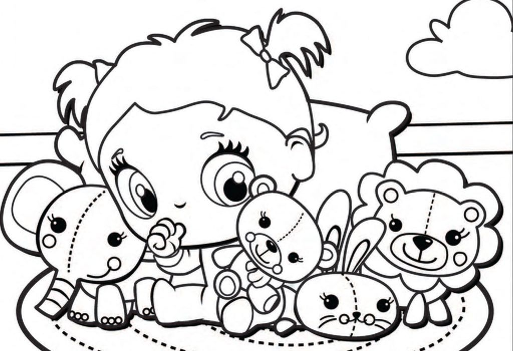 Desenhos Da Baby Alive Para Colorir Pintar E Imprimir Desenho