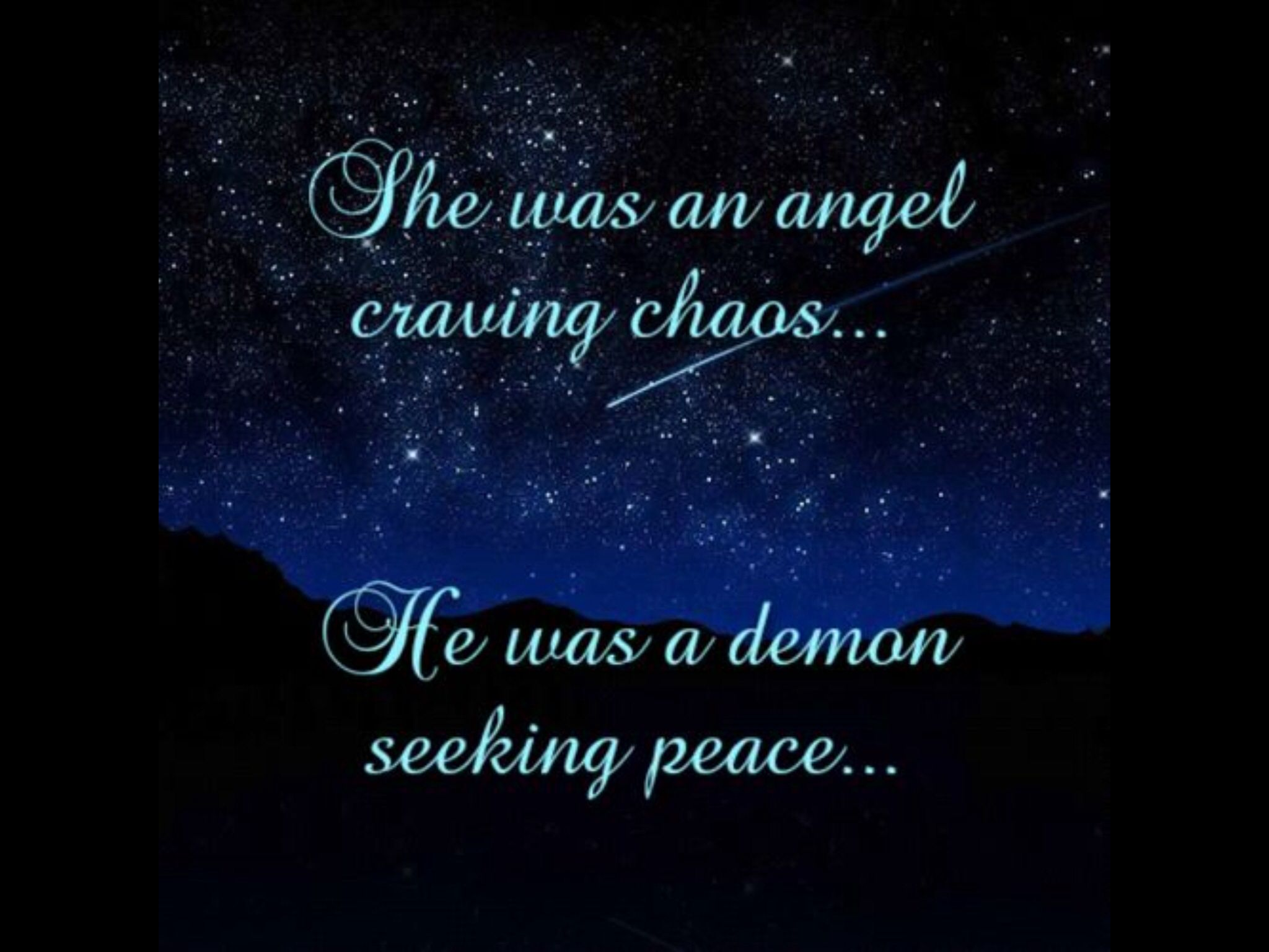 Angel And Demon Love Quotes: Words Of Wisdom Quotes