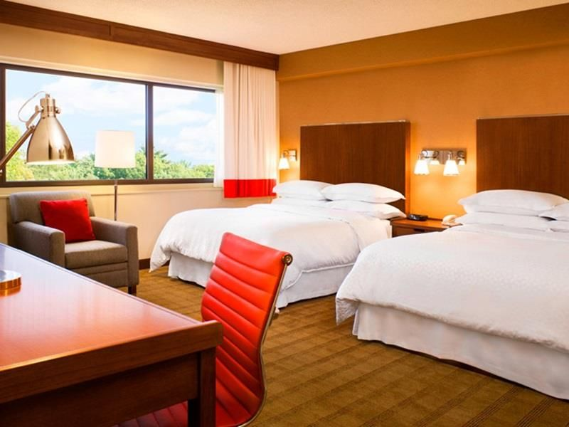 Four Points By Sheraton Fargo Fargo Nd United States Hotel