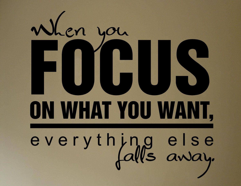 Focus Stay Focused Quotes. QuotesGram