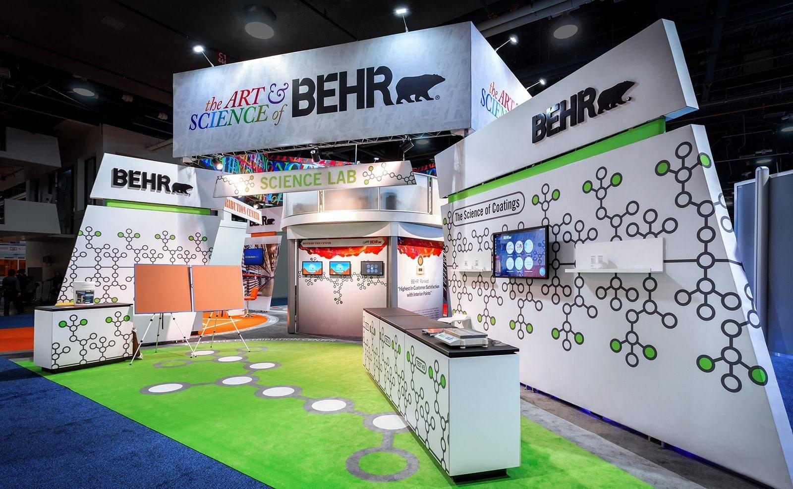 Exhibit Design Ideas & Inspiration - Trade Show Displays | Trade ...