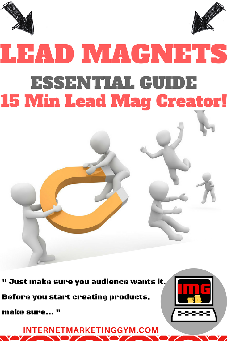 Free Digital Product And Lead Magnet Creation Kit   E-Mail