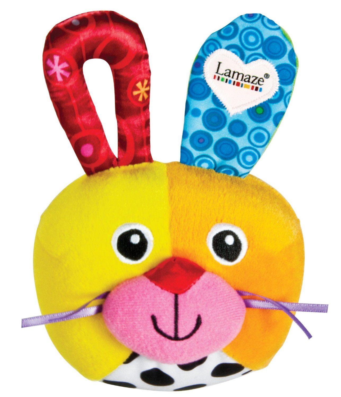 Lamaze Baby Giggle Bunny Ball