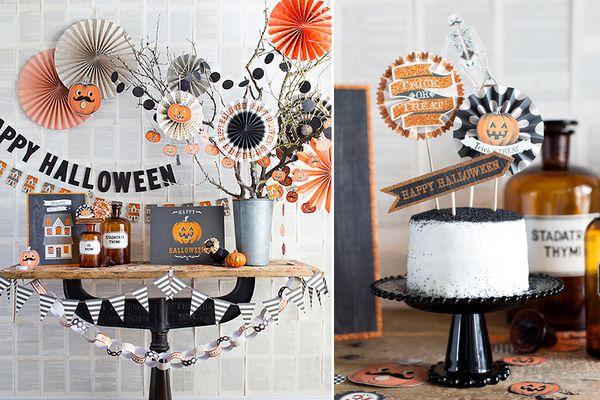 My Mind\u0027s Eye Spooktacular Halloween Event! My Mind\u0027s Eye Paper - halloween decor images