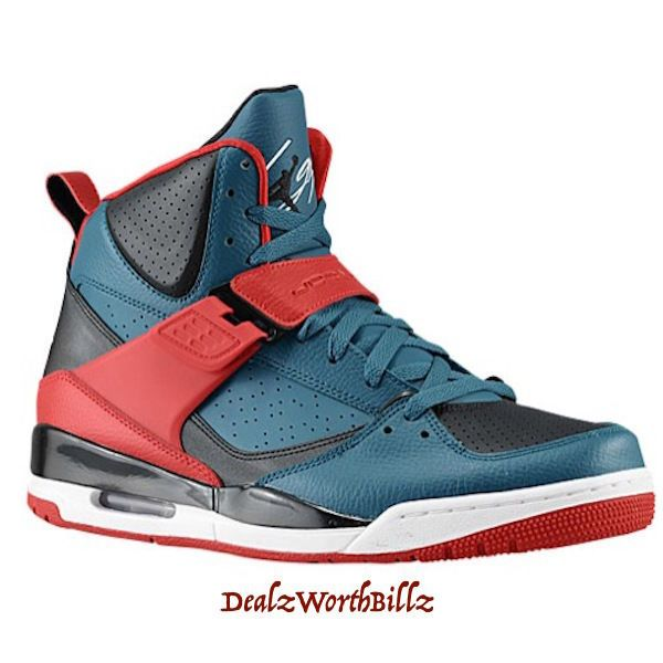 4e2e3b19dd738 Men Shoes NIKE AIR JORDAN FLIGHT 45 Hi size 10.5 dark sea green red retro  New  Jordan  BasketballShoes