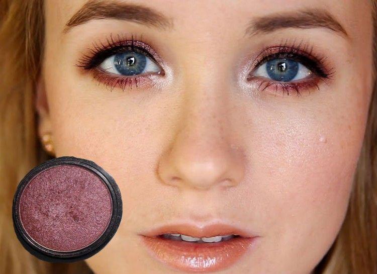 12 Top Mac Eyeshadows Perfect For Blue Eyes Mac Eyeshadow